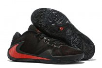 Nike Air Zoom Freak 1 Shoes Black Red