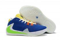 Nike Air Zoom Freak 1 Shoes Sapphire Green