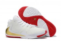 Nike Air Zoom Freak 1 Shoes White Gold