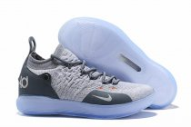 Nike KD 11 Shoes Grey Silver
