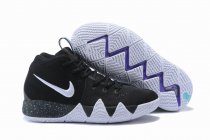 Nike Kyrie 4 Black White