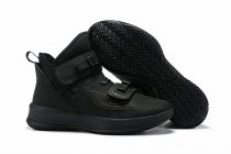 Nike Lebron James Soldier 13 Shoes All Black