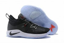 Nike PG 2 Red Black White