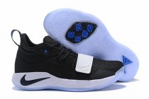 Nike PG 2.5 Black Acid Blue