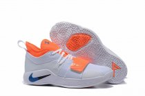 Nike PG 2.5 White Orange