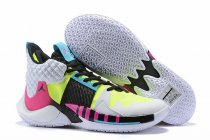 Westbrook 2 Shoes White Pink