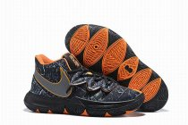 Nike Kyrie 5 Black Silver Orange
