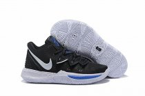 Nike Kyrie 5 Black White Blue