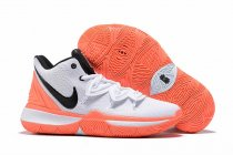 Nike Kyrie 5 White Orange