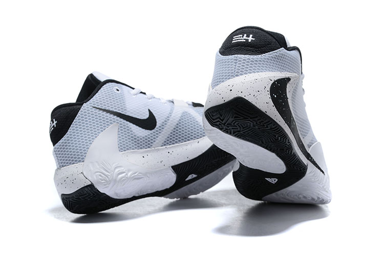 Nike Air Zoom Freak 1 Shoes Black White