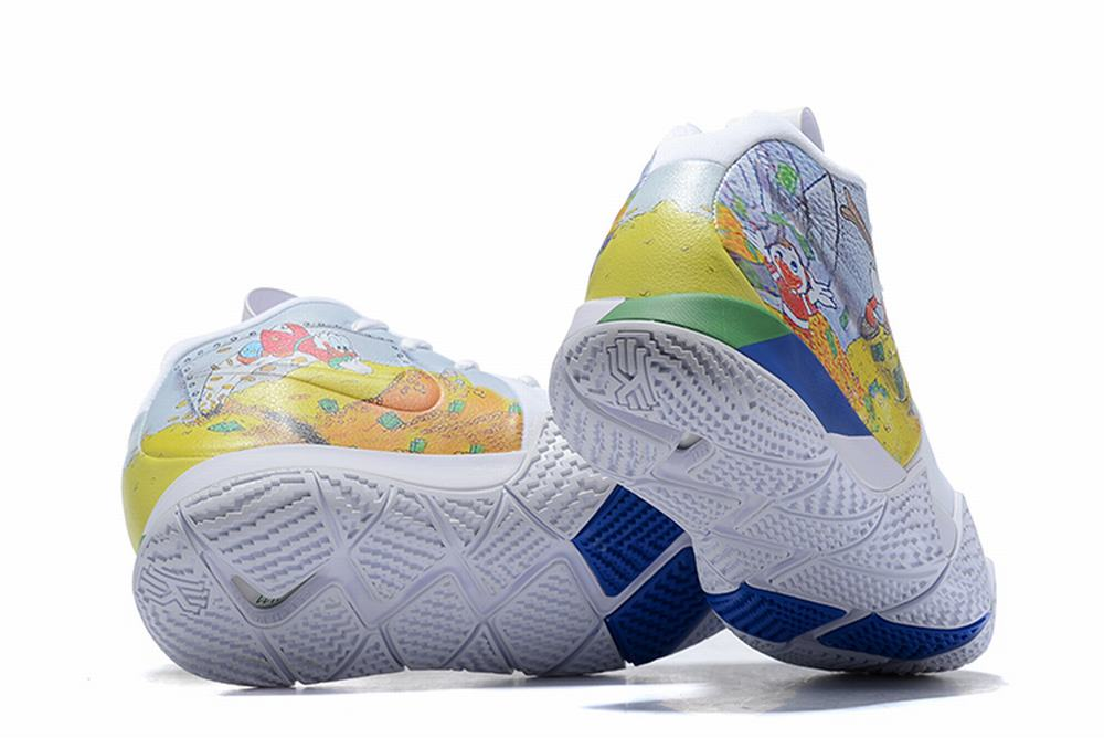 Nike Kyrie 4 Donald Duck