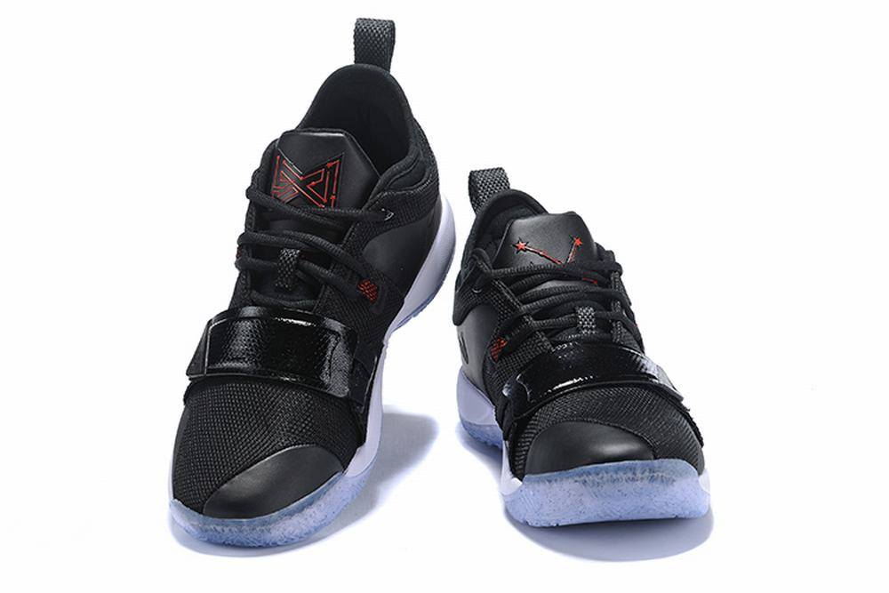 Nike PG 2.5 Black White Red