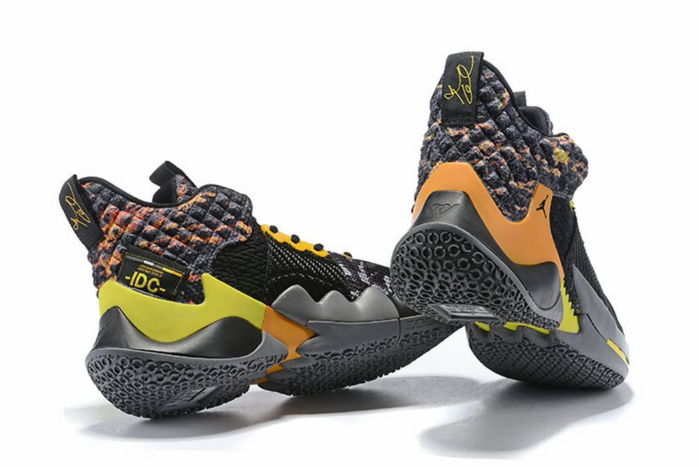 Westbrook 2 Shoes Grey Orange